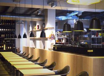 gepersonaliseerde verlichting restaurant te maastricht